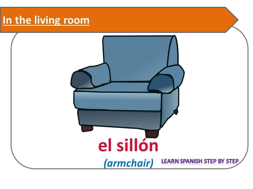 Furniture clipart household item El room 71: Furniture salón