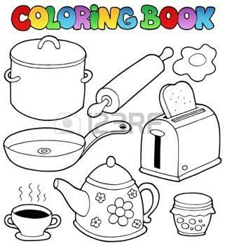 Furniture clipart household item On more pages appliances about