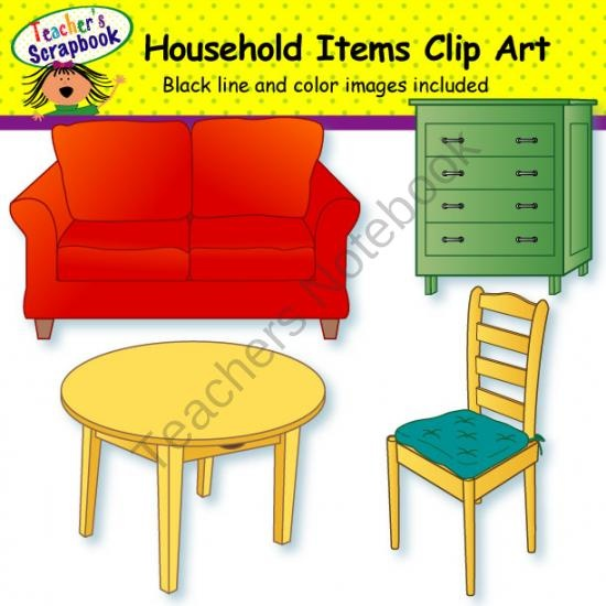 Furniture clipart household material About stuff on Household best