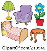 Furniture clipart household material Images furniture%20clipart Clipart Free Clipart