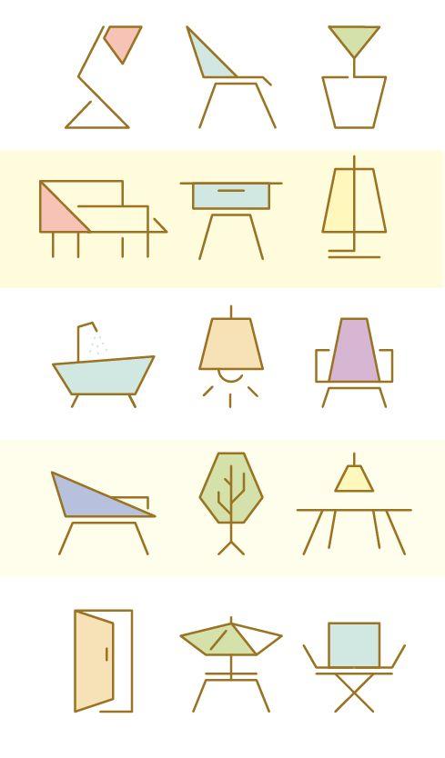 Furniture clipart interior decorator For Design portfolios 25+ Pinterest