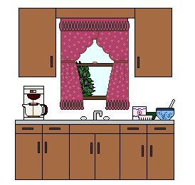 Living Room clipart animated Kitchen Pinterest Clipart Kitchen about