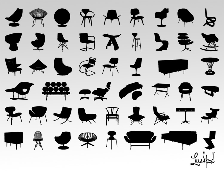 Interior Designs clipart modern furniture Collections Modern LushPad Modern Clipart