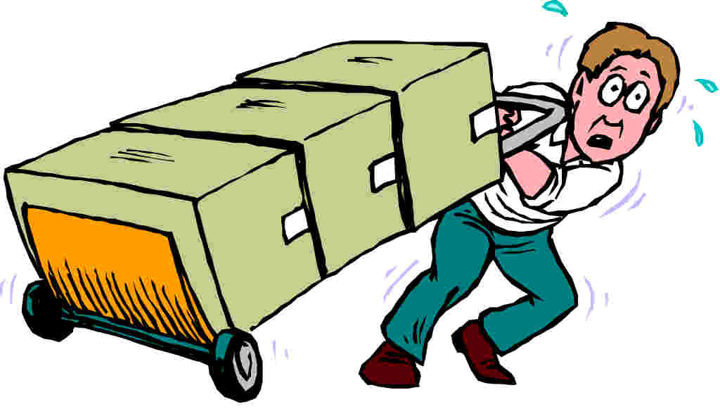Moving clipart weekend #1