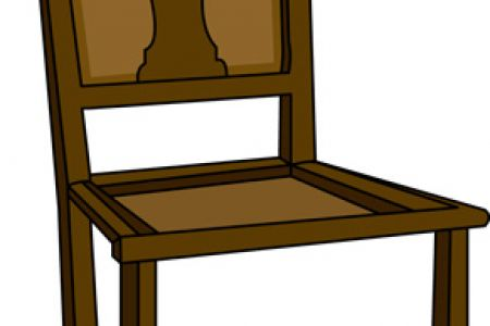 Furniture clipart old chair Wood UK classroom clipart Old