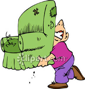 Furniture clipart old chair Clipart Used Furniture Clipart Furniture