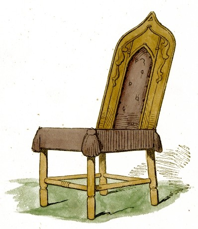 Furniture clipart old chair Clip jpg Clip Commons Art