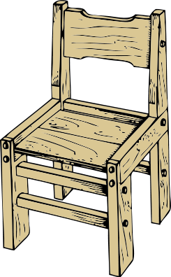 Furniture clipart old chair Chair Download clipart clipart #1