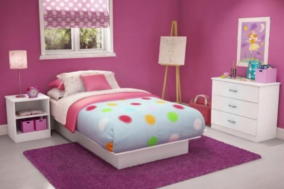 Bed clipart childrens bedroom Bedroom clipart · Clipart Bedroom