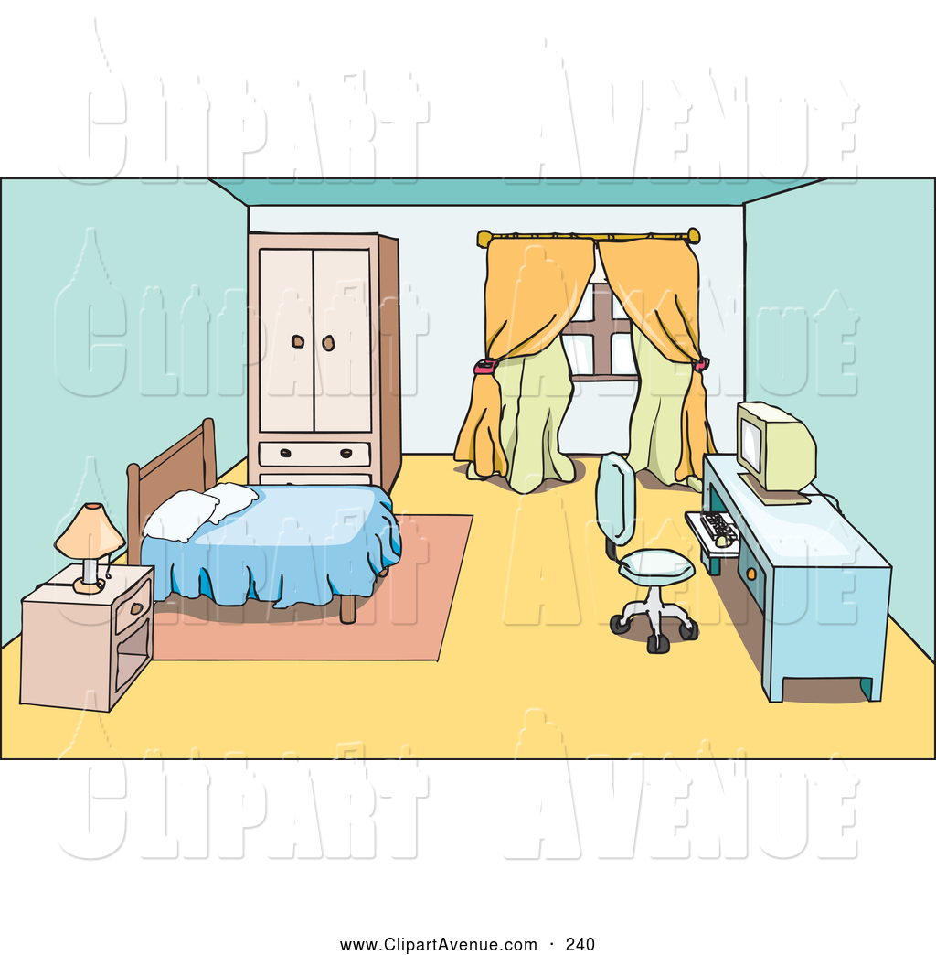 Furniture clipart sala Clipart Room Clipart room%20clipart Images