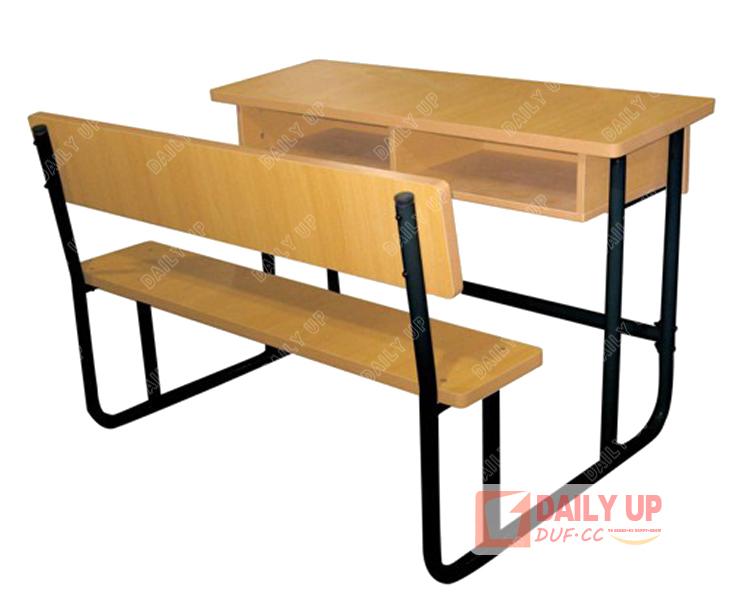 Wood clipart school bench Desk School Bench Bench Double