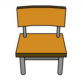 Furniture clipart school furniture Chair Zone Cliparts School Cliparts
