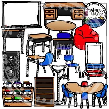 Furniture clipart school furniture Furniture by in Teaching Furniture