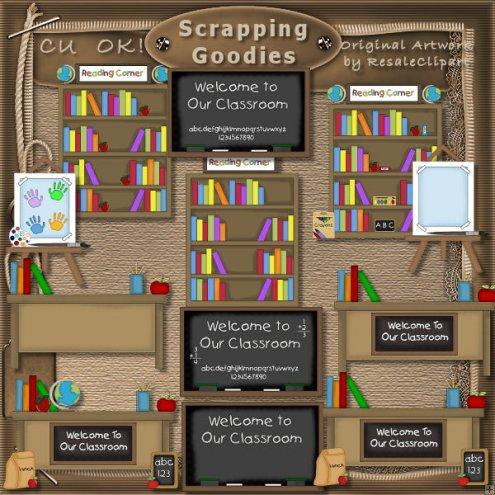 Furniture clipart school furniture Furniture 00 Scrapping : [sh]