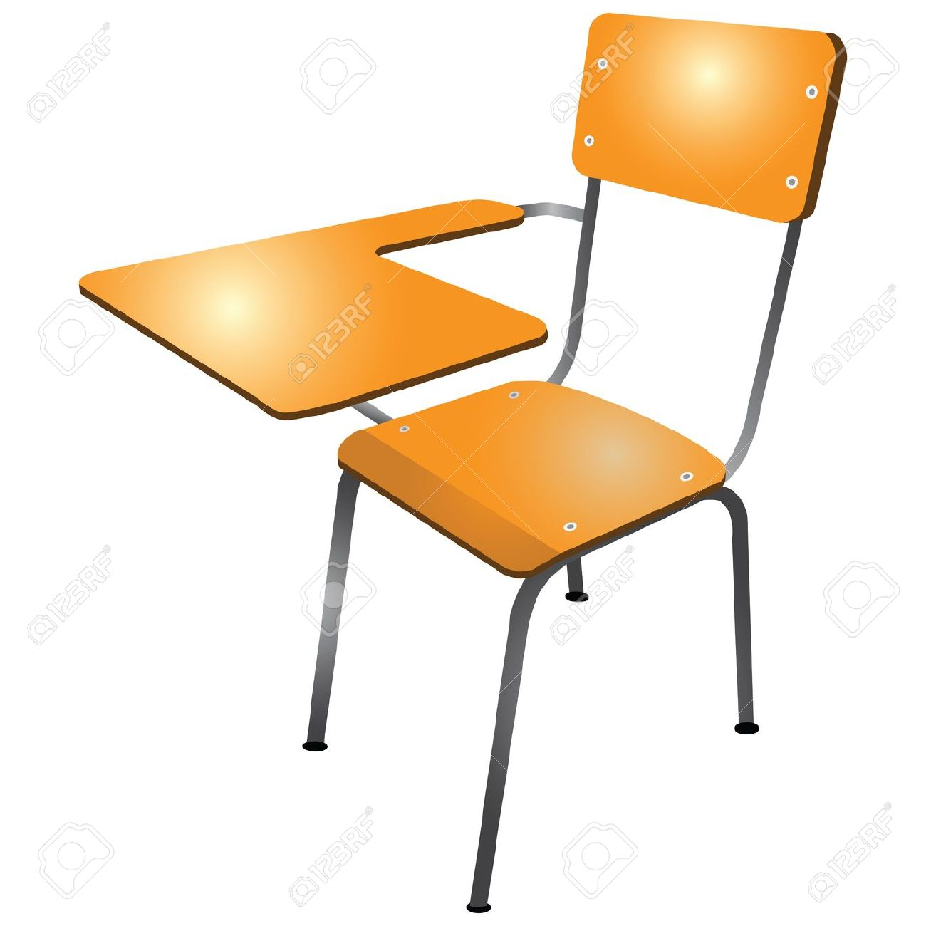 Furniture clipart school table Student  #3962 of Chair