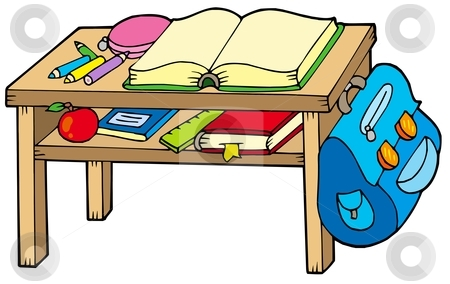 Furniture clipart school table School%20table%20clipart Clip School Art Free