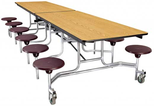 Furniture clipart school table   For Tables Cafeteria