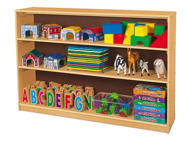 Furniture clipart shelf Classic Storage 3 Store Birch