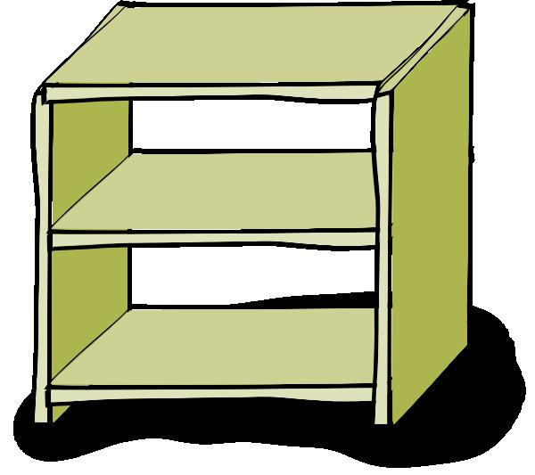 Furniture clipart shelf This at Clip as: clip