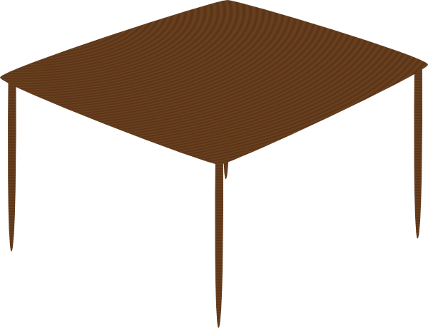 Furniture clipart small table At small com  large