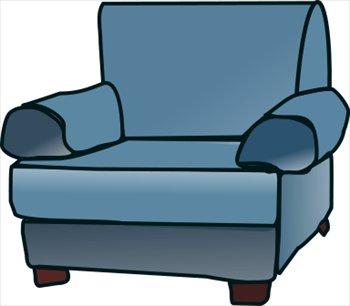 Furniture clipart sofa Furniture Clip Clipart Images White