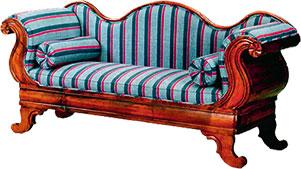 Furniture clipart sofa In Furniture Sofas Clipart sofa