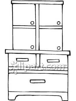 Furniture clipart things