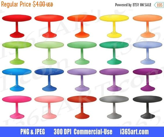 Furniture clipart things Dinner on SALE Clip Clipart