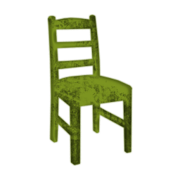 Furniture clipart things Icons Chair Grunge Icon Dining