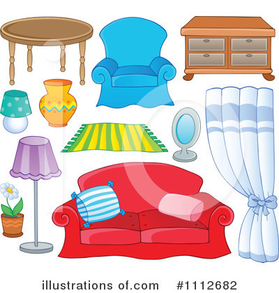 Furniture clipart things Room Clip Living  Carameloffers