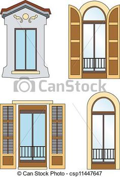 Cottage clipart windoor Year! photo_csp11447647 can Happy (320×470)