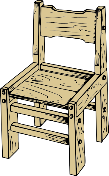 Furniture clipart wooden table Wood Clipart  org Furniture