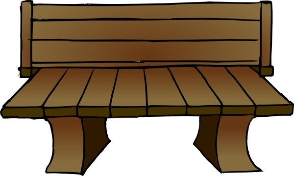 Furniture clipart wooden table Svg Chair art  vector