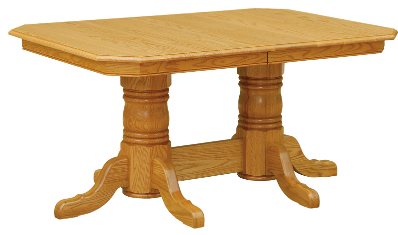 Furniture clipart wooden table Png Icons Oak dining Clipart