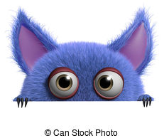 Furry clipart Stock  15 627 gremlin