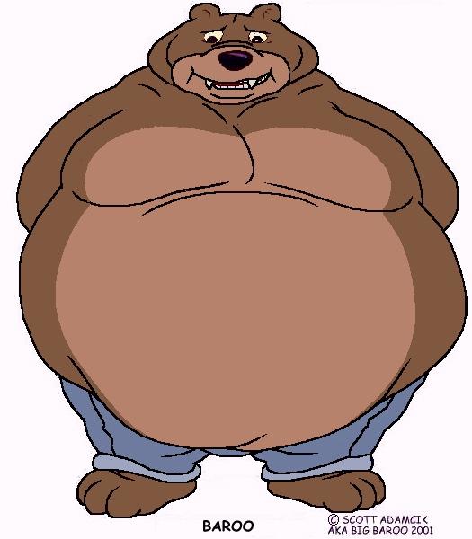 Furry clipart big bear #6