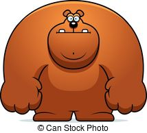 Furry clipart big bear #6