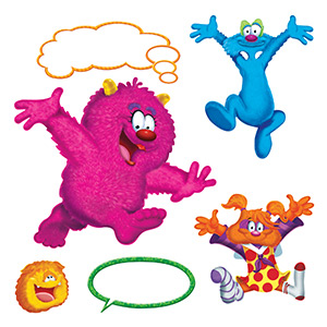 Furry clipart monster creature Com Board TREND Collection Friends®