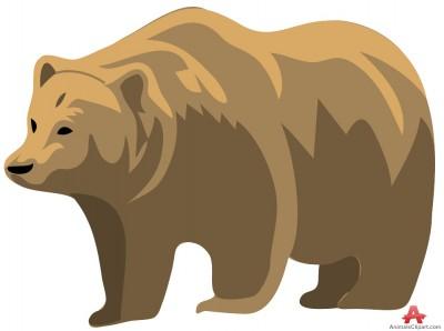 Brown Bear clipart grizzly bear Clipart Bear Clipart Bear Image