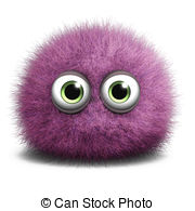 Fuzzy clipart  royalty Fuzzy Stock clip