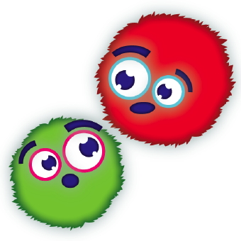 Fuzzy clipart Clip  Monsters art