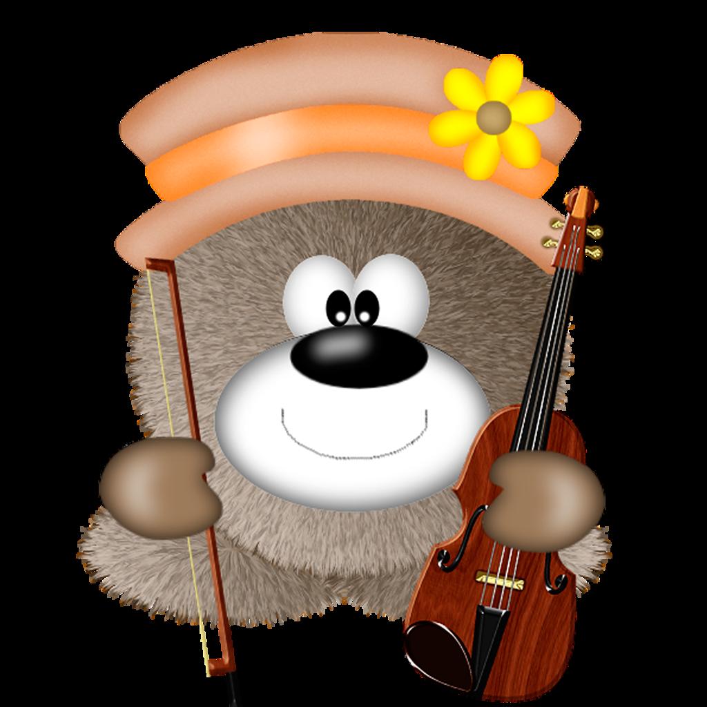 Fuzzy clipart cute #15