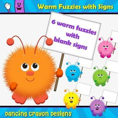Fuzzy clipart cute #9
