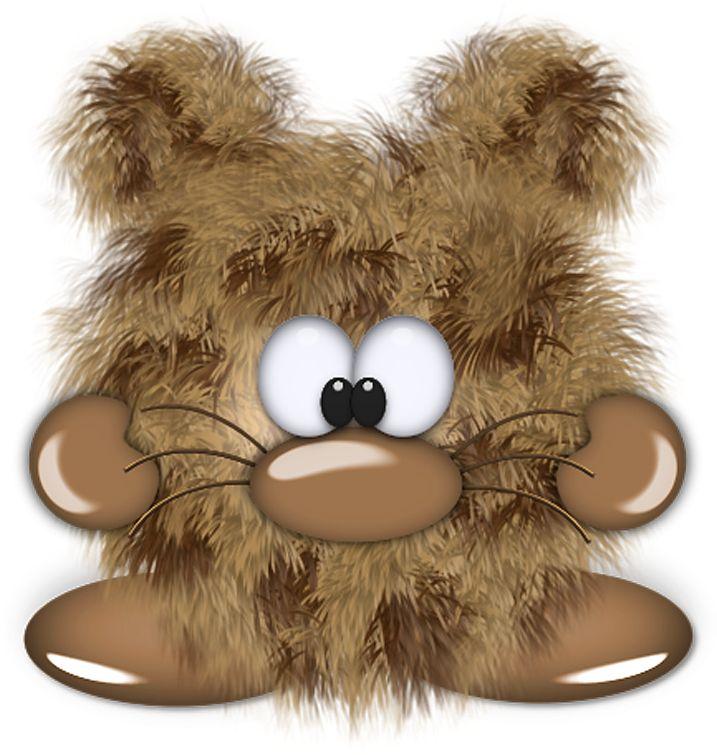 Teddy clipart fuzzy #10