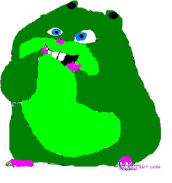Fuzzy clipart hamster #9