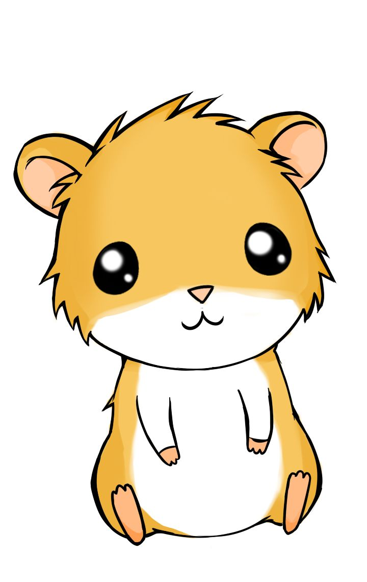 Fuzzy clipart hamster #11
