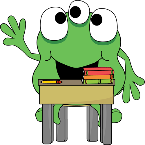 Tree Frog clipart creature #3