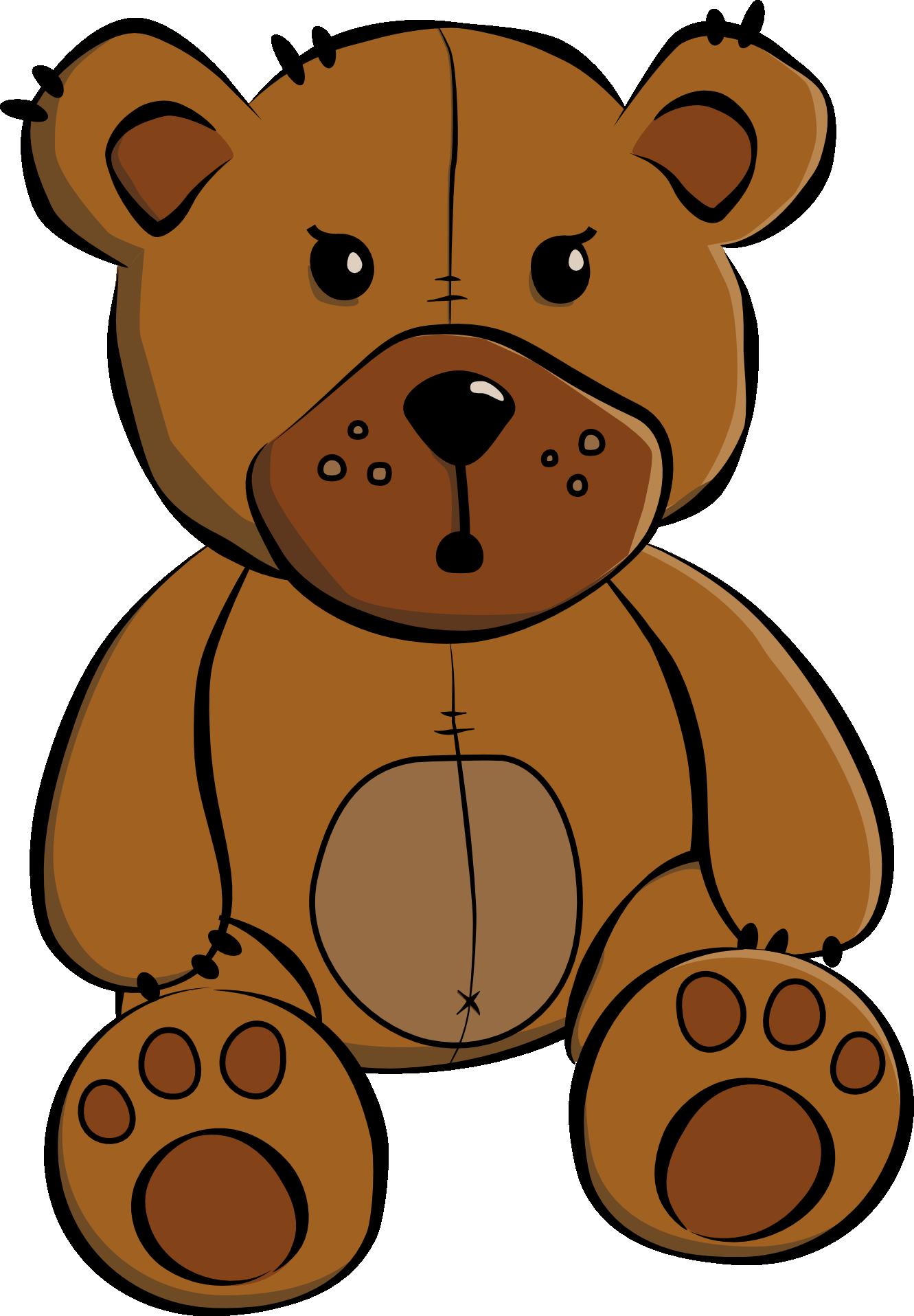 Teddy clipart xmas Art clipart bear bear art
