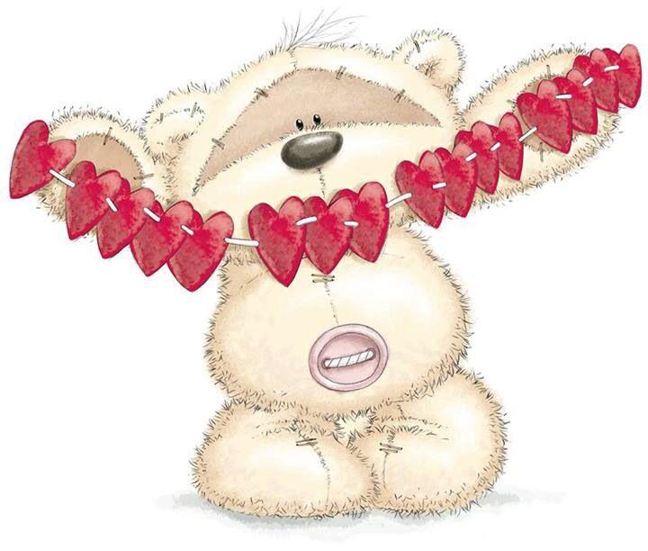 Teddy clipart fuzzy #5
