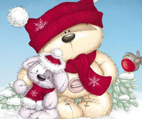 Teddy clipart fuzzy #9